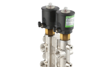 ASCO™ Two-Valve Module with 50mm Operators Series 290