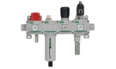 ASCO 651/652/653 Series Filter Regulator Lubricator