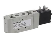 AVENTICS™ Series L1 Solenoid Pilot or Air Pilot Actuated Valves