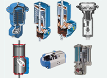 Actuators and Valve Positioners