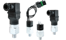 Barksdale CSM Compact Pressure Switch