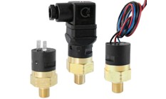 Barksdale CSP Compact Pressure Switch