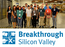 Career Day at Valin for Breakthrough Silicon Valley Students
