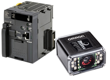 How To Set Up an Ethernet/IP Comm To Receive 2D Matrix Code Between Omron V430 and CJ2M-CPU33 PLC