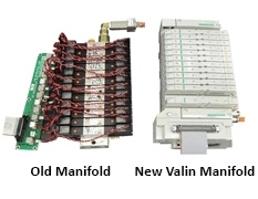 Endura SVD Slit Valve Pneumatic Manifold Replacement for 0010-20052 & 0010-70297