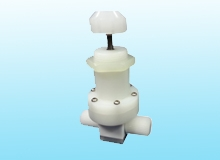 iPolymer High Purity PTFE Pressure Regulator