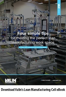 Four Simple Tips for Creating the Perfect Lean Manufacturing Work Space