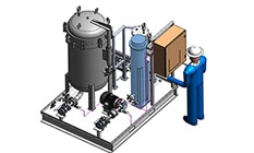 Lube Oil Filtration System Rental