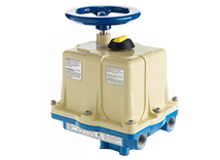 Valvcon® ADC-Series Continuous Duty Electric Actuator