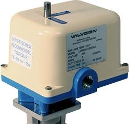 VALVCON® LCR-Series Economical Reversing Electric Actuator