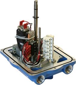 VALVCON® QX-Series – DC-Powered Electric Actuator
