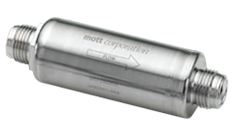 Mott GasShield® Defender Efficiency Filter