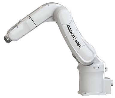 Omron Adept Viper Six-Axis Robot silhouette