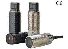 Omron E3FA, E3FB, E3FC Cylindrical Photoelectric Sensors