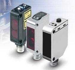 Omron E3Z Photoelectric Sensors