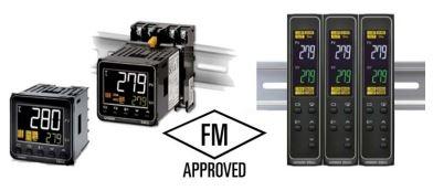 Omron E5CC Limit Controller