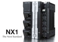 Omron NX1 Machine Automation Controller