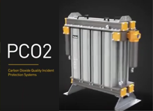 PCO2 Carbon Dioxide Quality Incident Protection Systems