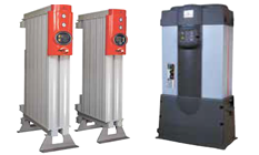 PNEUDRI Compressed Air Desiccant Dryers