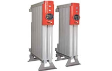 PNEUDRI Compressed Air Desiccant Dryers