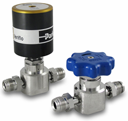 Parker 17R Series UHP Stainless Steel Diaphragm Valve