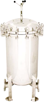 Fulflo EB Multi Bag Filter Vessel