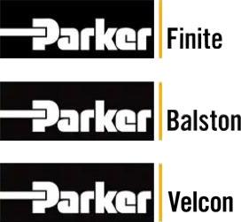 Parker Finite Balston Velcon