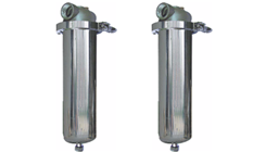 Parker Fulflo® EH Single-Cartridge Filter Vessel