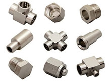 Ultra-High Purity (UHP) Metal Face Seal and Weld Fittings