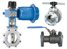 Pipe and Valve Selection
