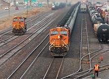 Railroad Shipping