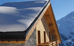 Roof & Gutter Heat Trace