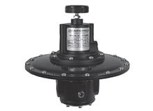M4100 Low Pressure Pneumatic Regulator