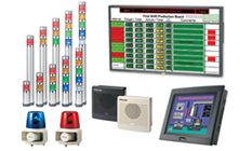 Signal Towers, Alarms and HMI's
