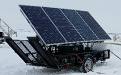 Solar Power Solution for Oil & Gas