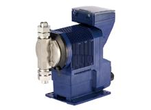 Walchem's Stainless Steel IX-B Series Metering Pumps