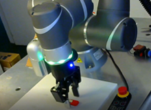 How to Calibrate the Camera on Omron's TM Robot