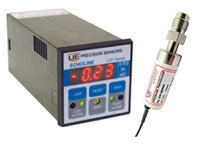 Echoline Low Pressure Monitor and XHP Series High Purity Transducer