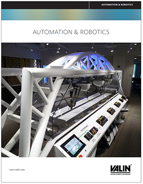 Valin Automation and Robotics Brochure