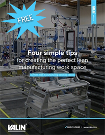 Dowload Valin's Free Lean Manufacturing Cell eBook
