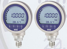 WIKA's CPG 1500 Precision Digital Pressure Gauge