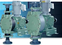 LK Series Metering Pumps