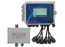 Walchem WCU/WNI600 Series Copper and Nickel Controllers