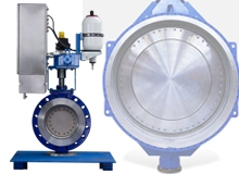 ZWICK Tri-Con Triple Offset, Metal Seated, Butterfly Valves
