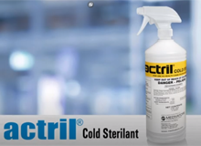 Actril Cold Sterilant