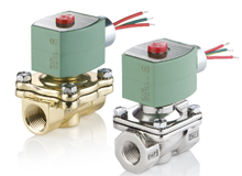 ASCO™ General Service Solenoid Valves Series 210