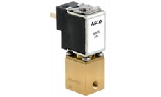ASCO™ Series 226 2-Way Normally Open Miniature Solenoid Valves