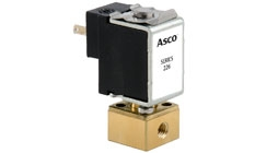 ASCO™ Series 226 High Pressure Miniature Solenoid Valves
