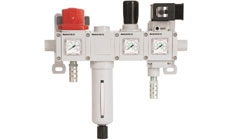 Aventics™ Series 651, 652, 653 Filters, Regulators, and Lubricators