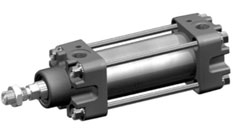 AVENTICS™ Series 167 Tie-Rod Cylinder (ISO 6431)